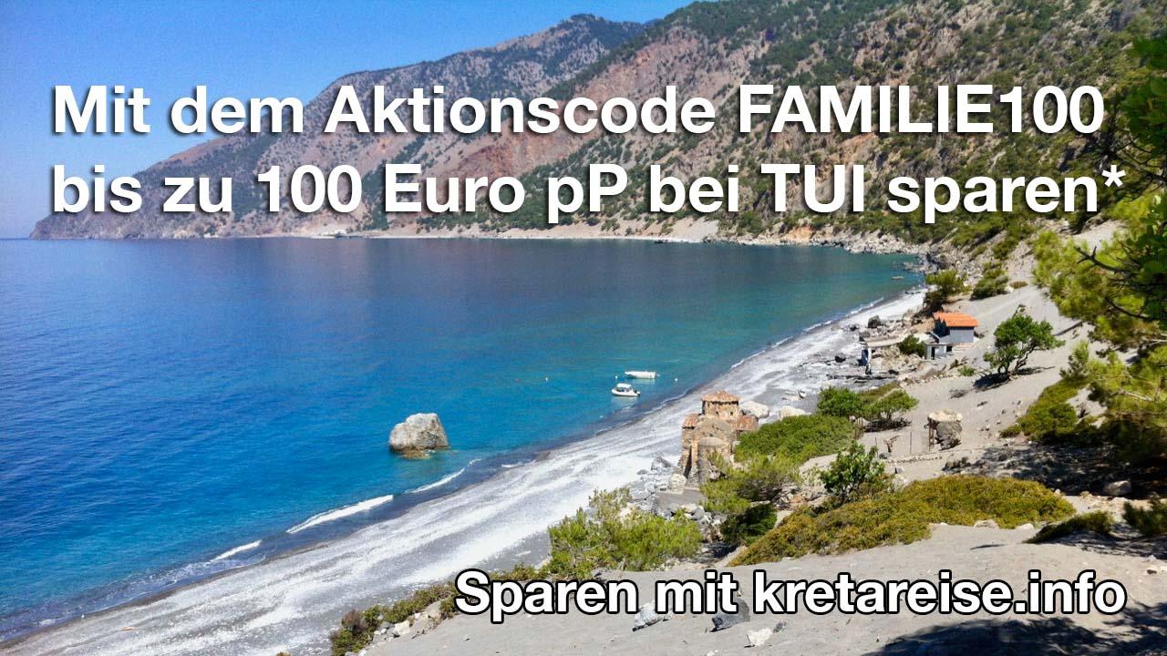 Gutscheincode FAMILIE100