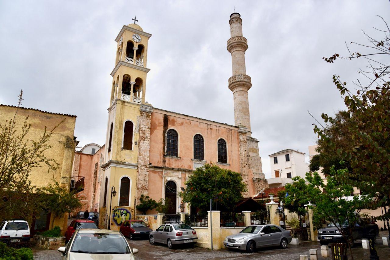 Agios Nikolaos Kirche Chania