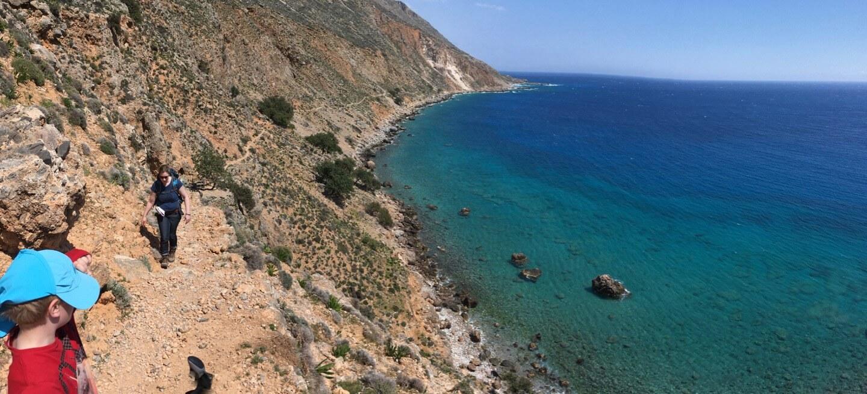 Wanderweg von Chora Sfakion nach Loutro