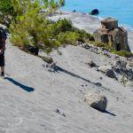 Kleine Kapelle am Agios Pavlos Strand