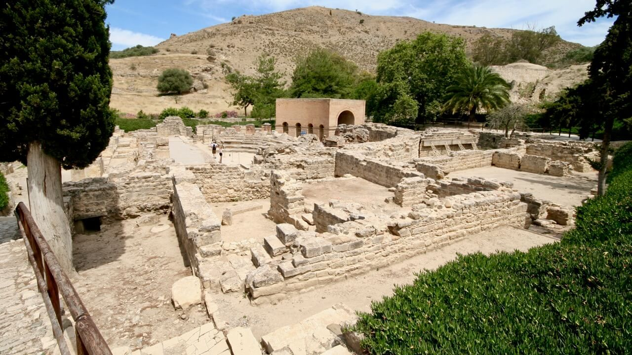 Gortys auf Kreta