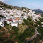 Luftaufnahme von Myrthios auf Kreta