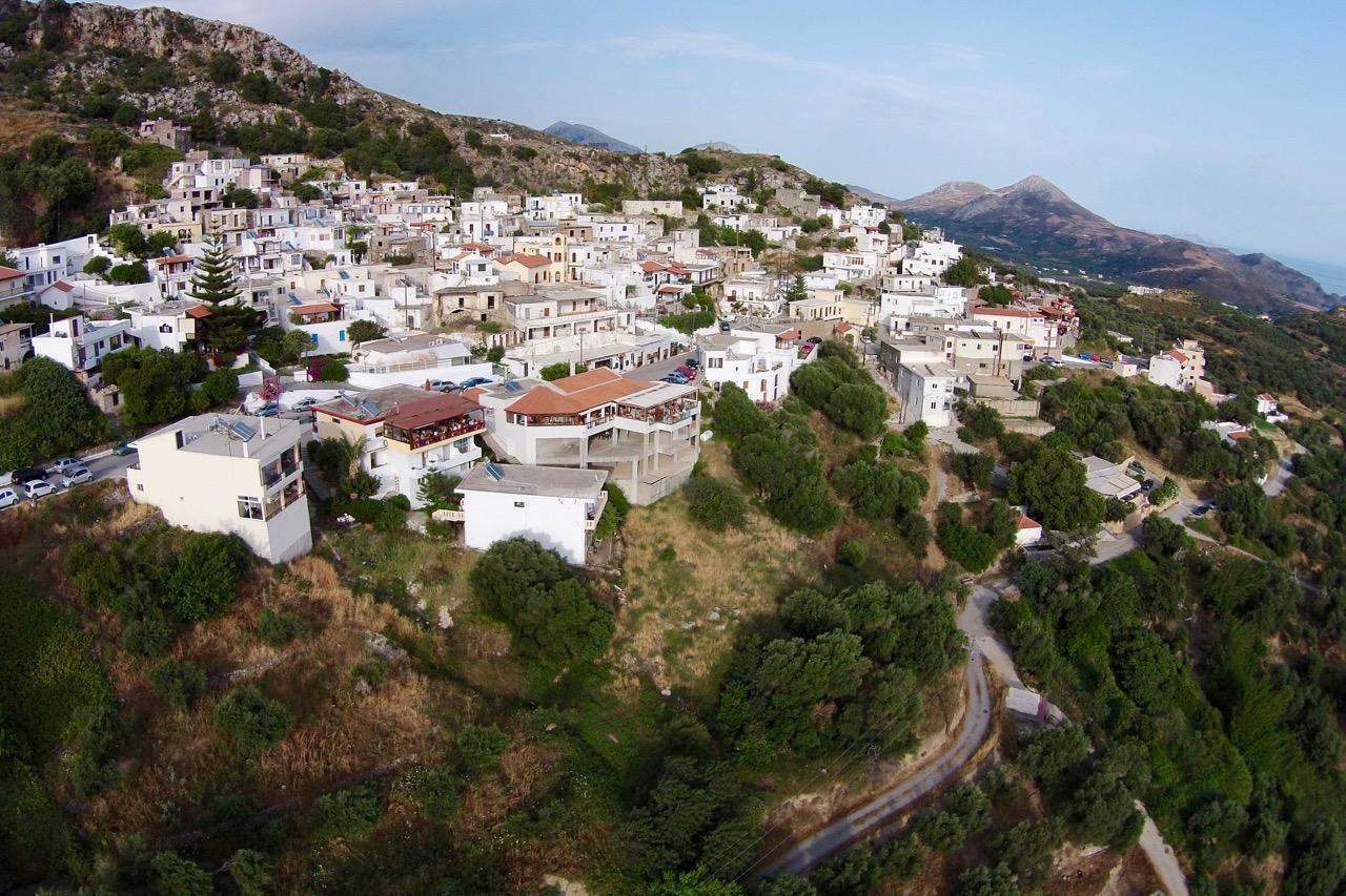 Myrthios auf Kreta