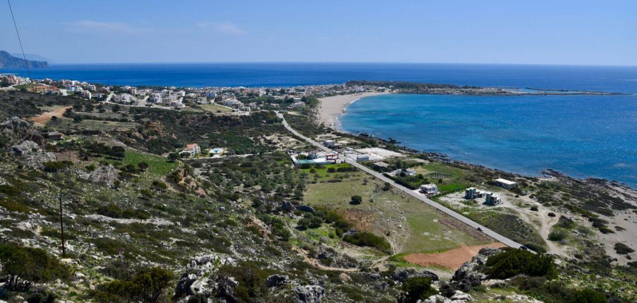 Paleochora auf Kreta