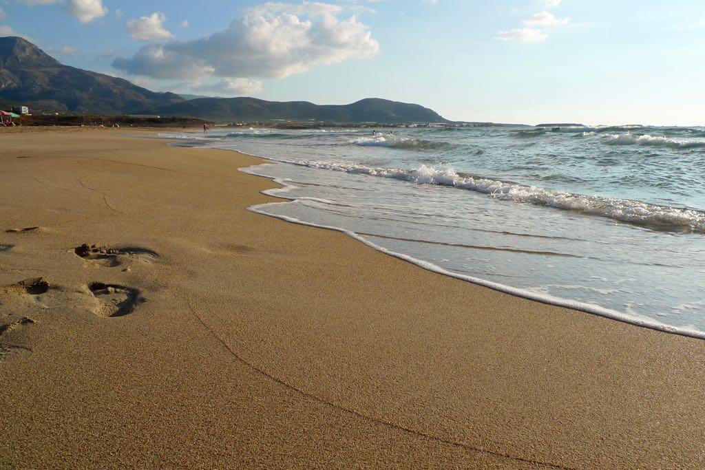 Kreta Strände - Falassarna