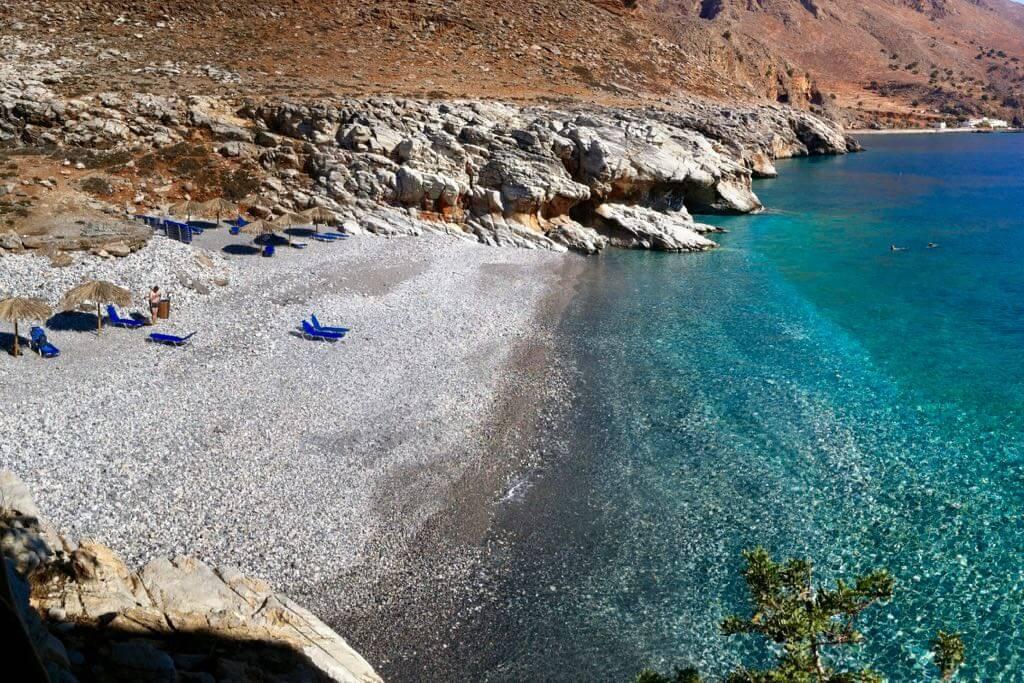 Kreta Strände - Marmara Beach