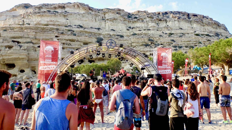 Matala Beach Festival 2018
