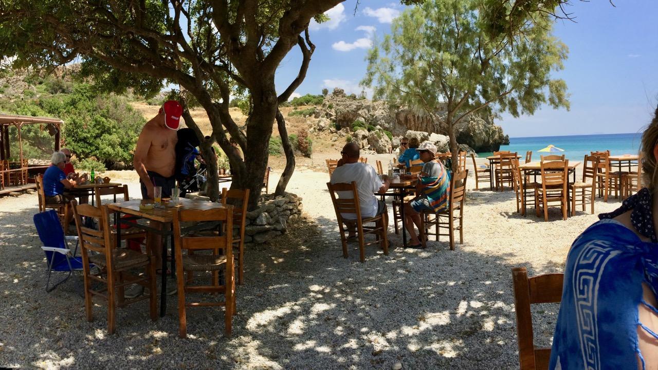 Taverne am Peristeris Beach