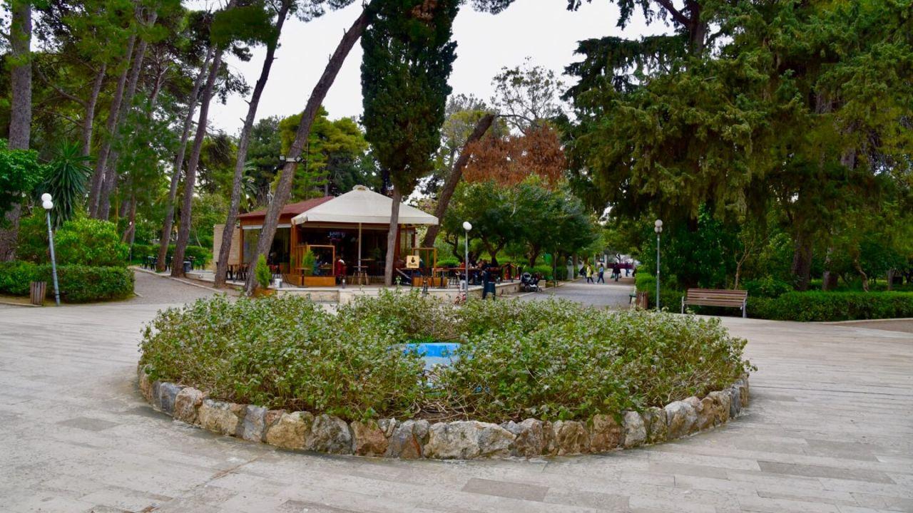 Cafe im Stadtpark Rethmno