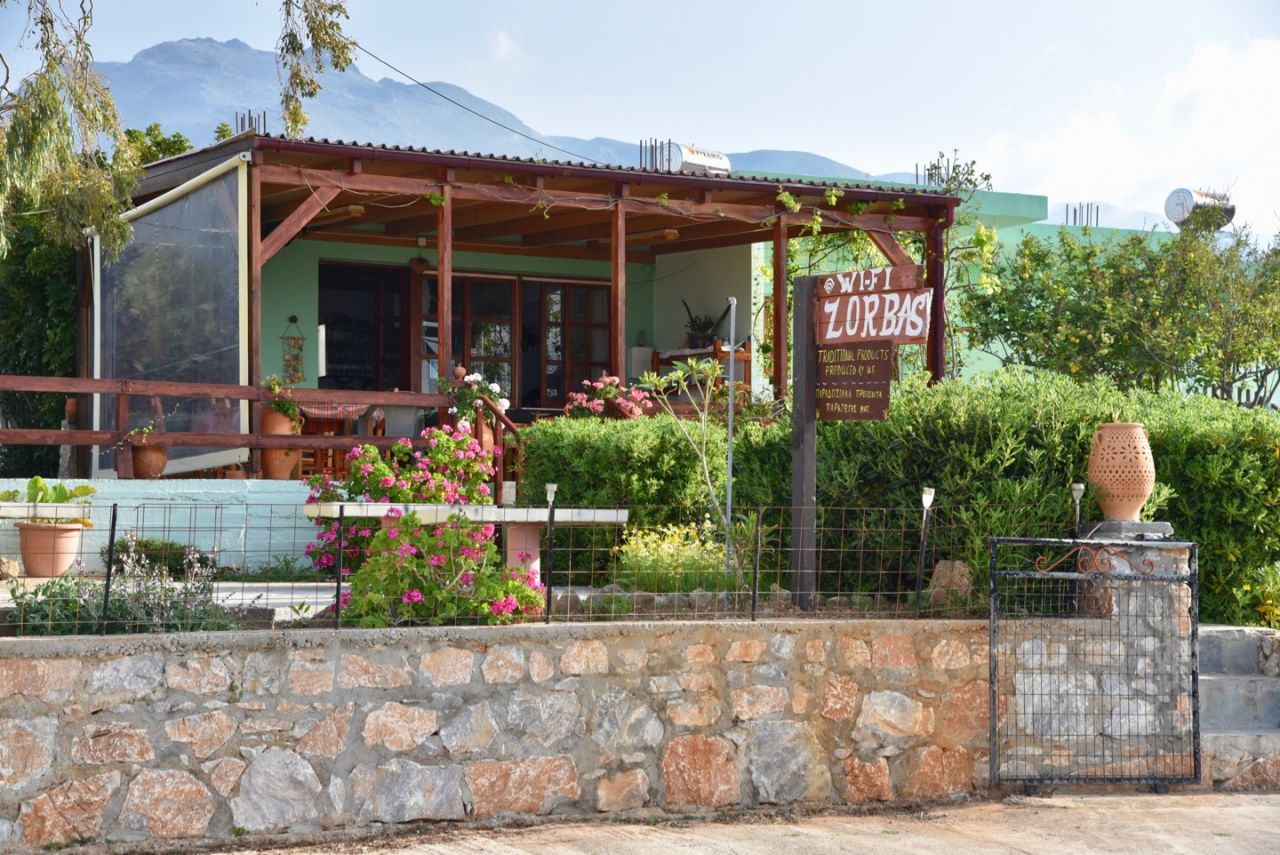 Taverne Zorbas Skaloti